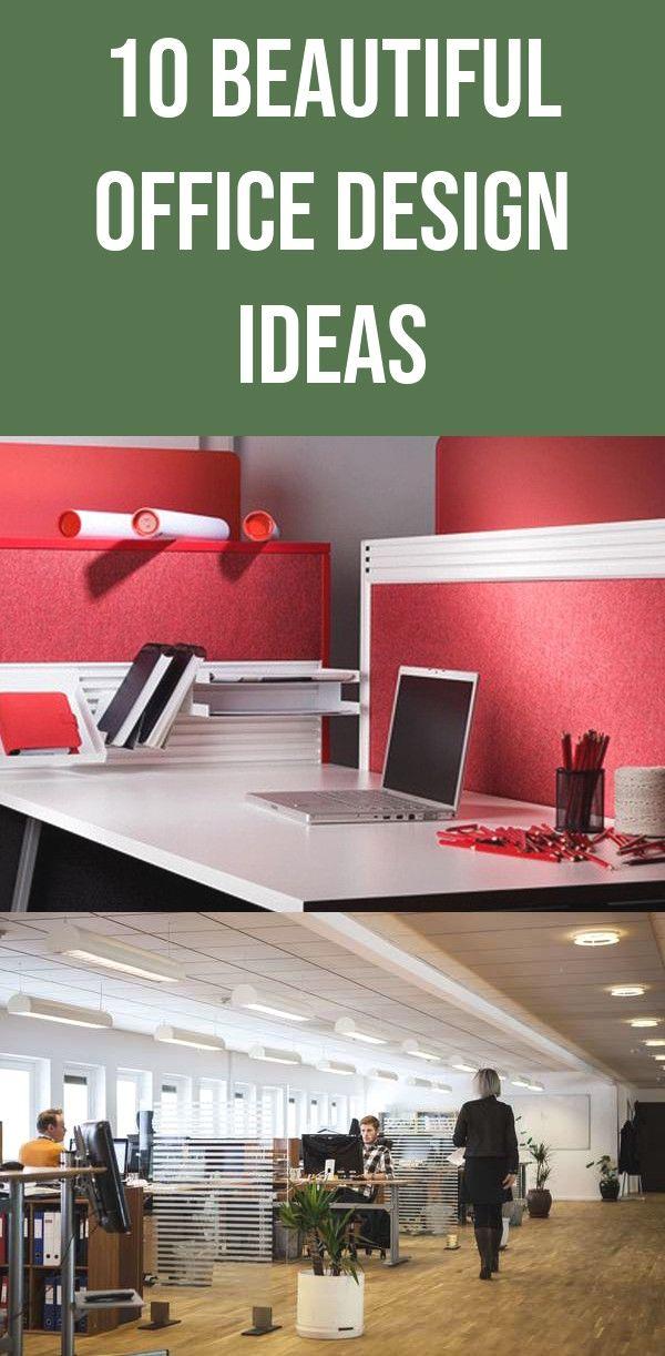 Perfect office design ideas Beautiful 10 beautiful office design