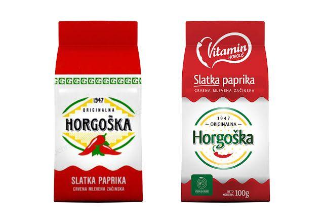 Vitamin Horgoš Rebranding on Packaging of the World - Creative Package Design Gallery