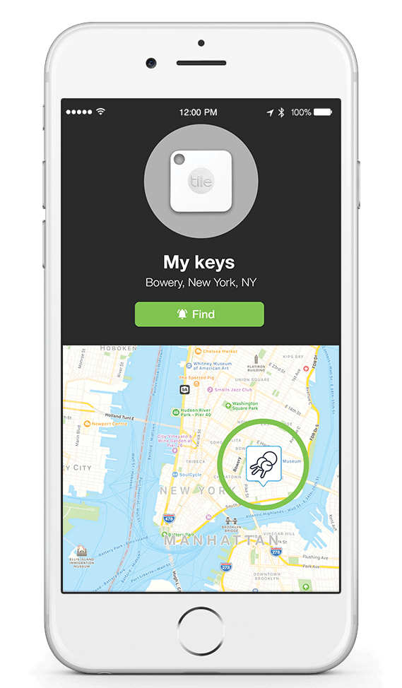 Find Your Keys Wallet Amp Phone With Tile S App And