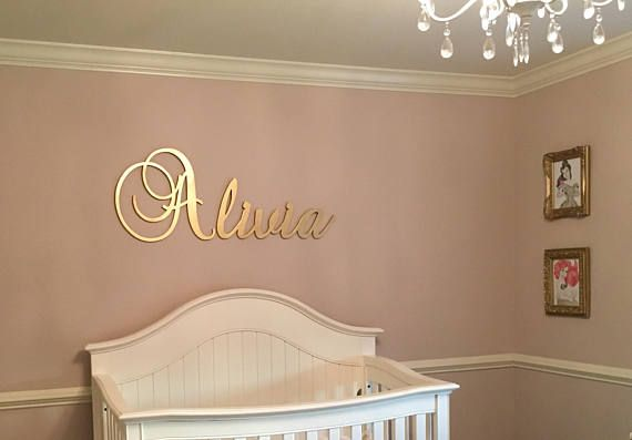 Baby Kids Nursery Decor