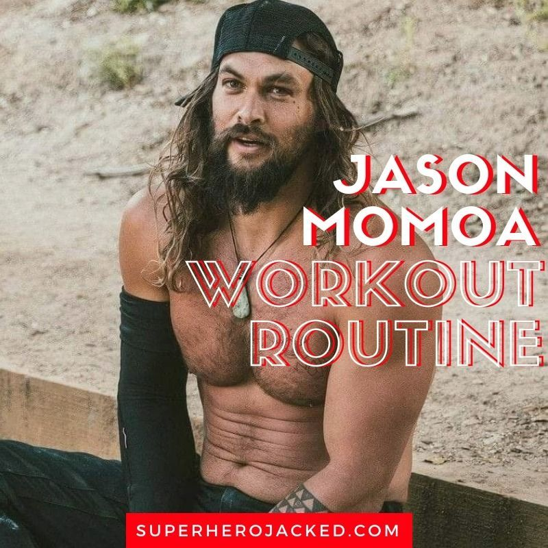 Jason Momoa Workout and Diet [Updated]: Train to Become Aquaman!-#Aquaman Momoa Workout and Diet [U