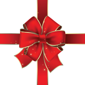 Ribbon Png Images Red Gift Ribbon Free Download Pictures Christmas Bows Bows Ribbon Png