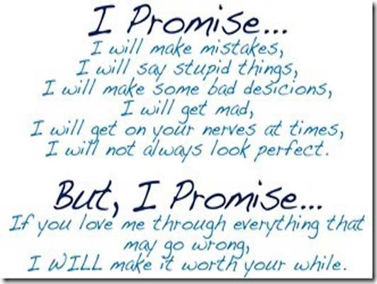 promise-day-saying-quote | Best wedding vows, Wedding quotes ...