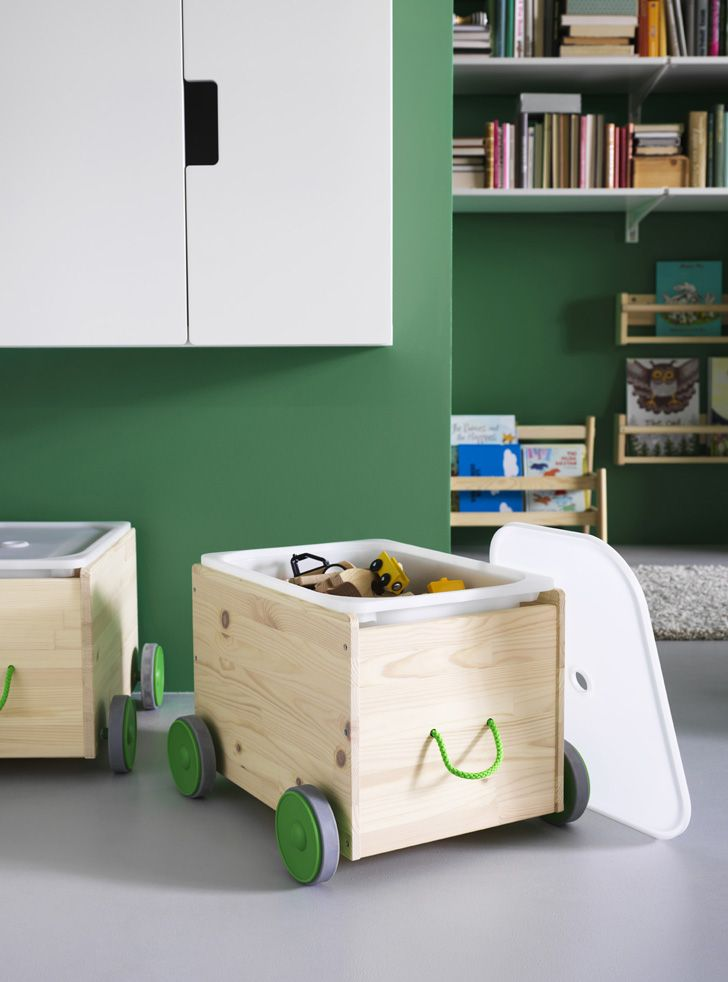 Ikea, Storage Ideas for Kids Petit