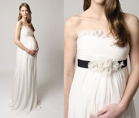 Finding Wedding Dresses For Pregnant Brides | Wedding Dresses ...