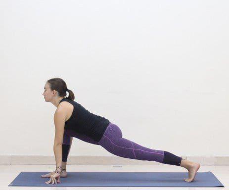 yoga sequence for strength and balance  free pdf  yoga