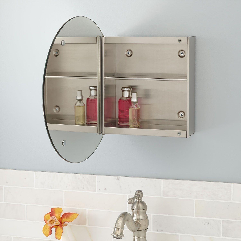 Round Wall Mounted Mirror With Cabinet I Catini Round Box By Ceramica Cielo Round Mirror Bathroom Bathroom Remodel Cost Bathroom Decor