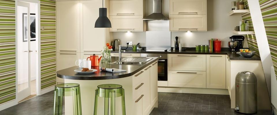 Greenwich Shaker Cream   Eccie Kitchen   Pinterest   Kitchen ranges ...