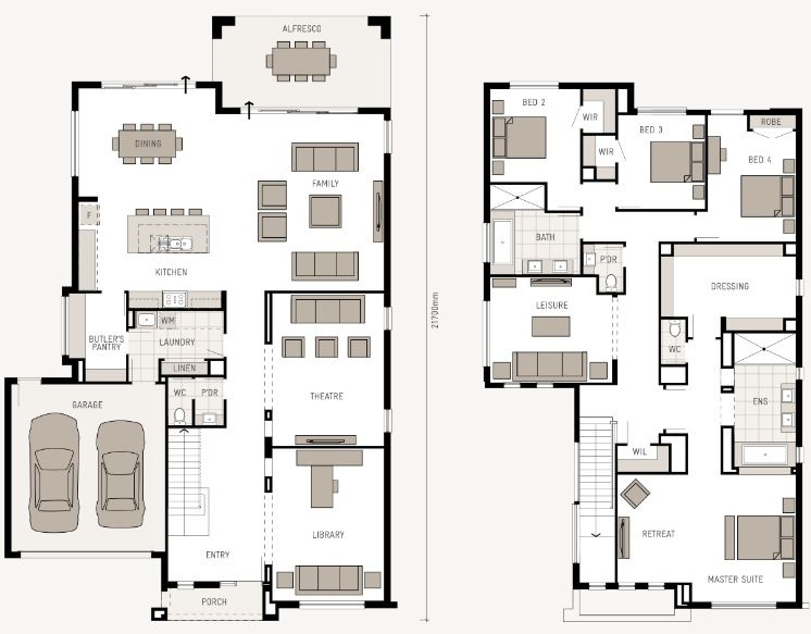 Perfect Floor Plan Downstairs And Upstairs Master Is