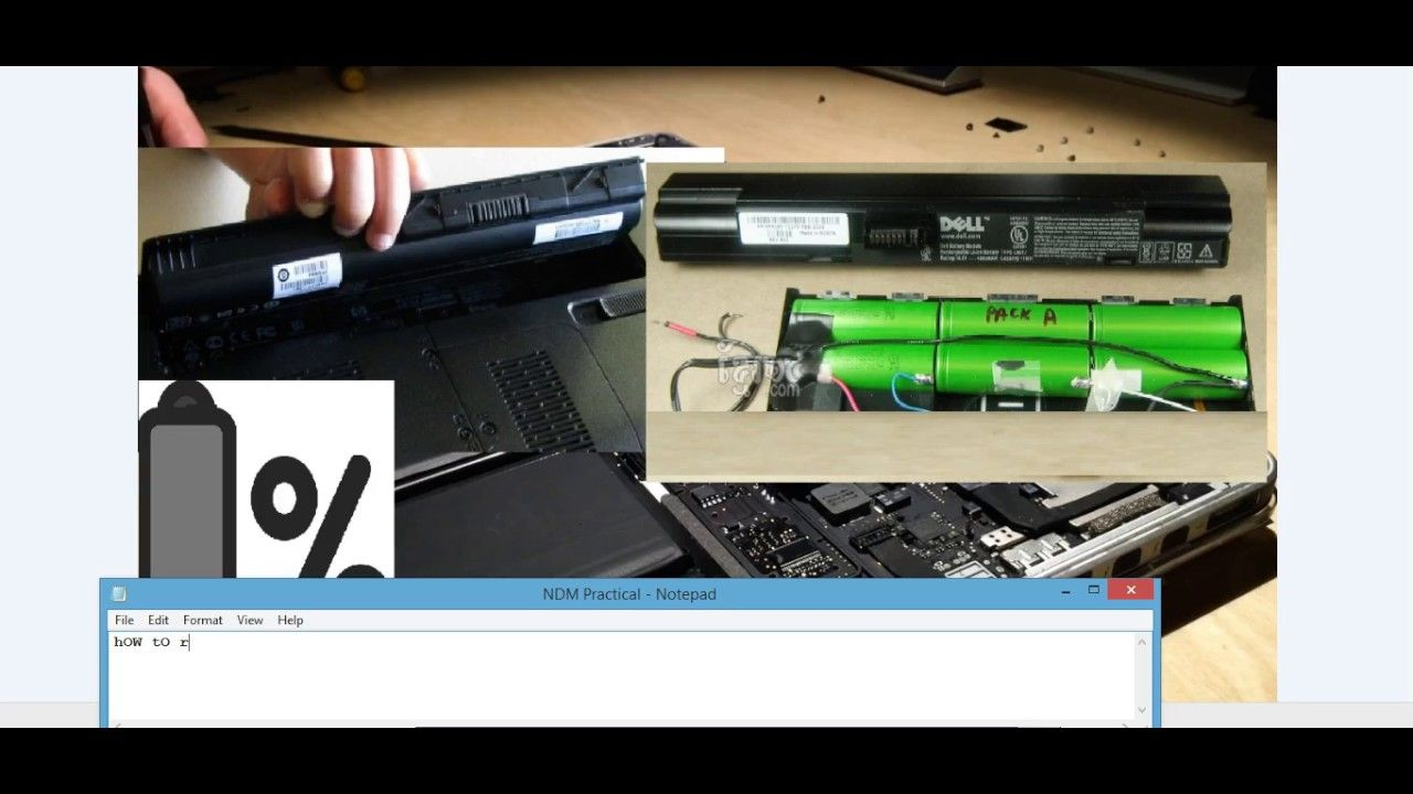 How Do You Recondition A Laptop Battery in 2020 Laptop