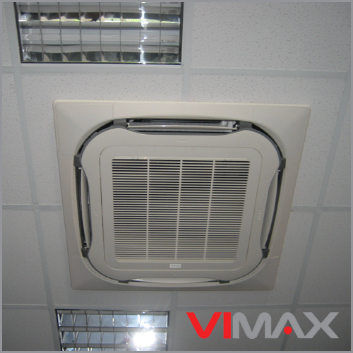 Indoor ceiling mounted cassette type Air conditioner
