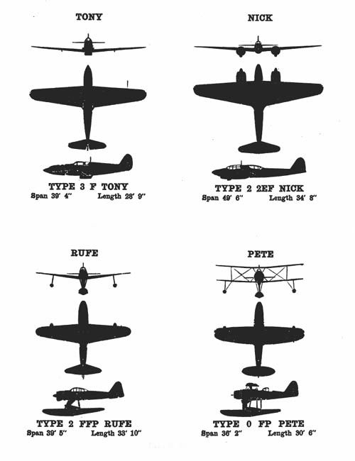 Japanese Fighter Plane Identification Chart 4 Japanese Air Show Military Forces
