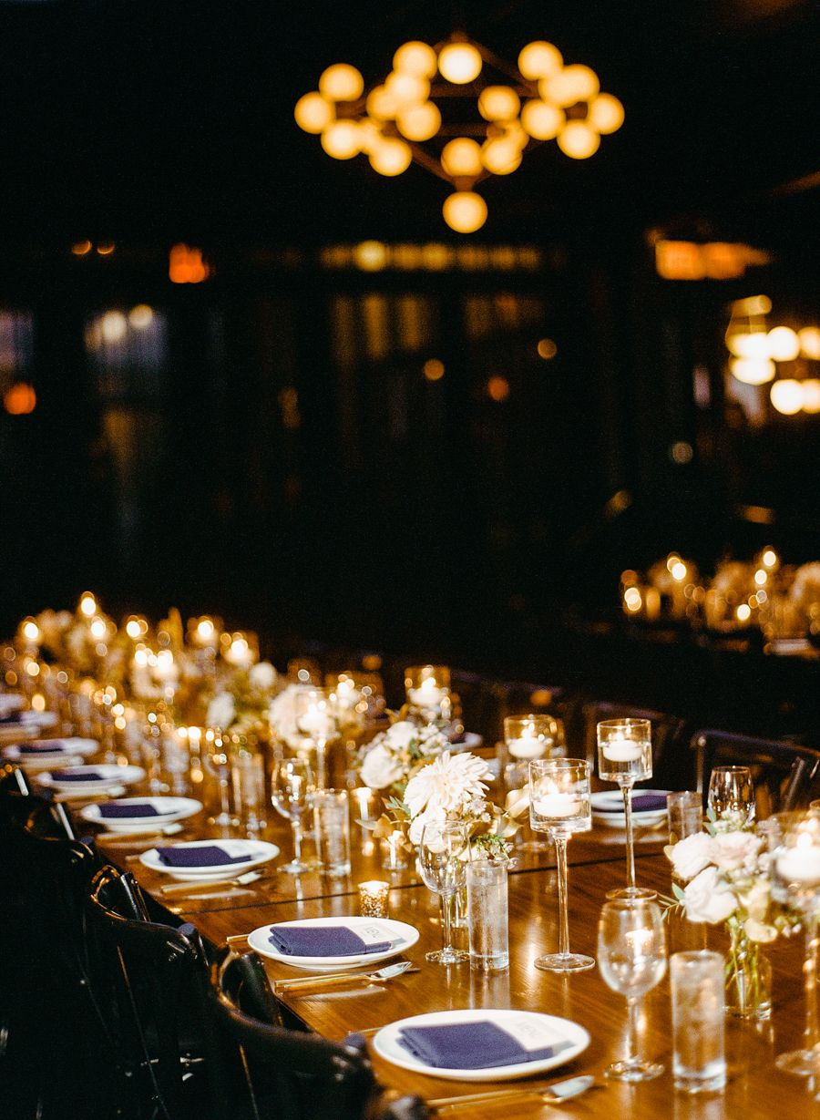 A Modern Wedding with a French Fry Bar = Total Goals