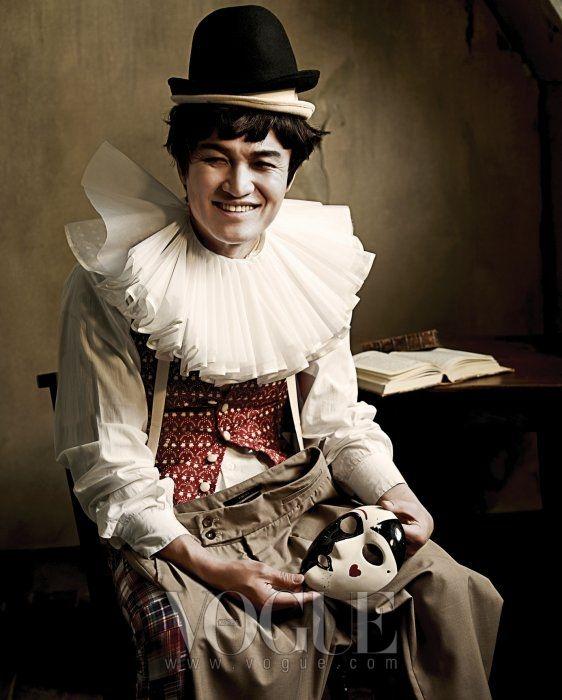 Park Joong-hoon // Vogue Korea // June 2010