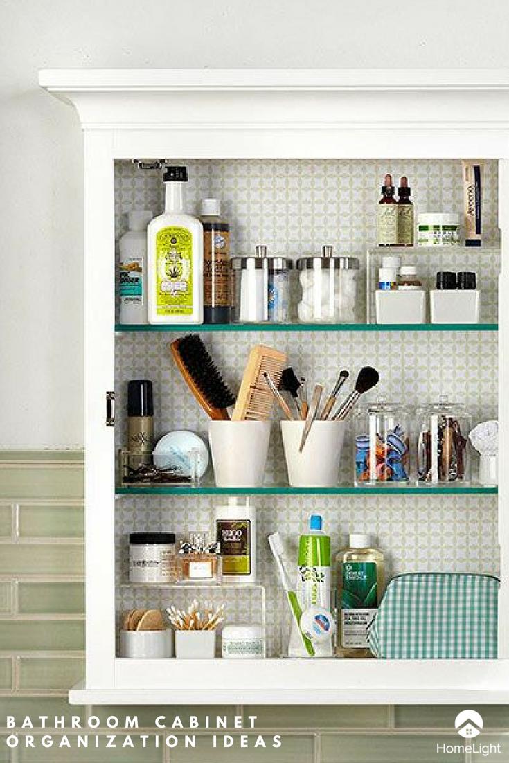 Bathroom Cabinet Organization Ideas Start Getting Your Home Organized Today On Bathroom Cabinets Designs Small Bathroom Upgrades Bathroom Cabinet Organization