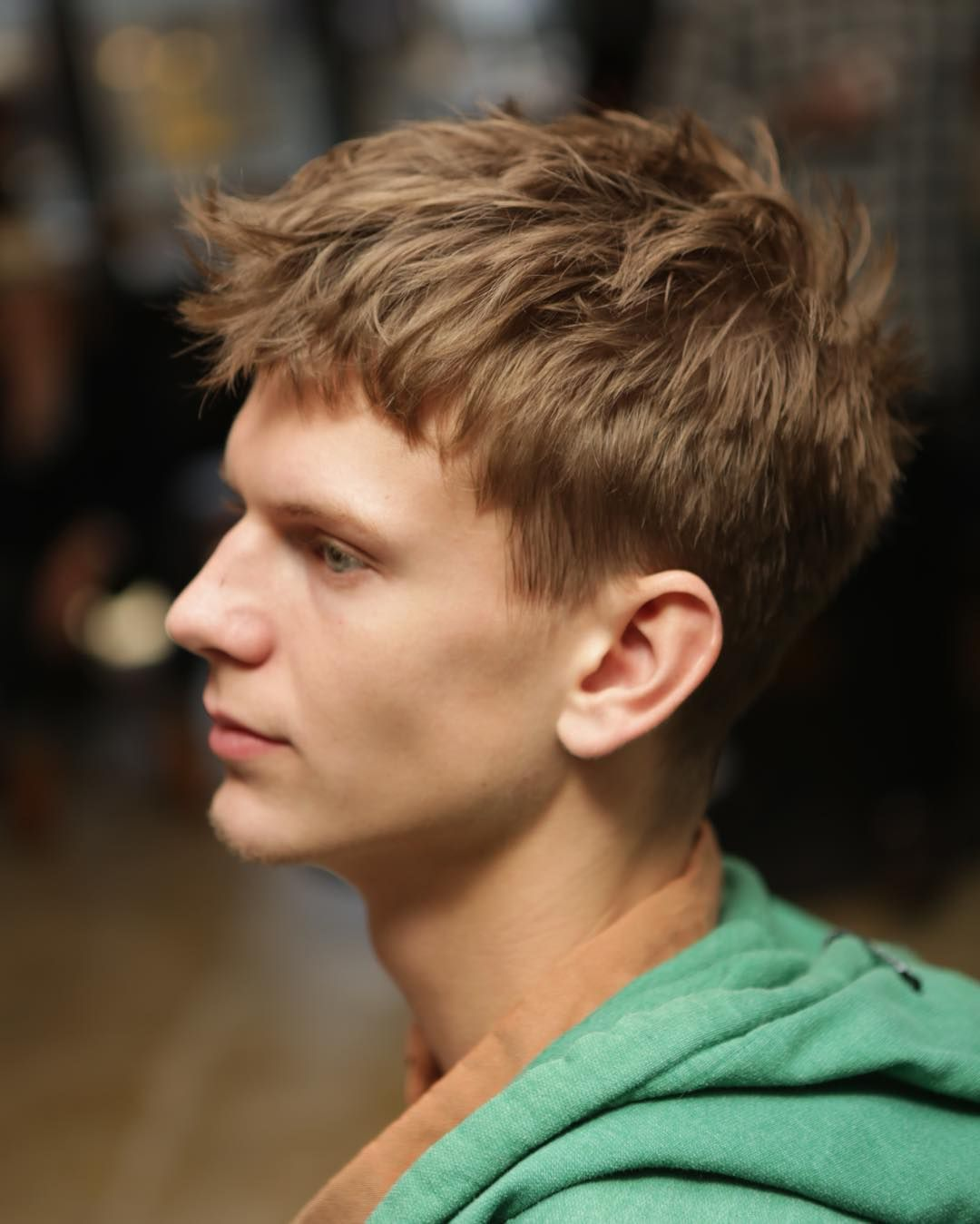 Mens Messy Hairstyles Messy Hairstyles With Shag  Men Hair Style  Pinterest  Messy