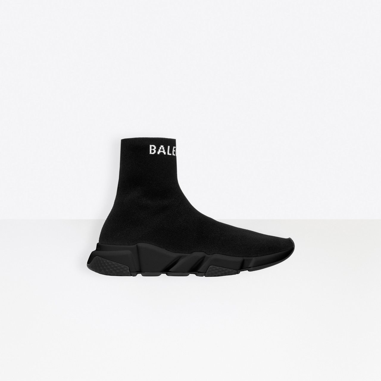 Speed Trainers BLACK / WHITE for Men