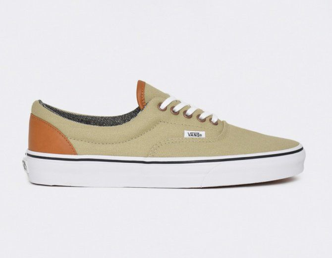 10485c3f24 Vans Era CL Light Khaki Tweed  sneakers