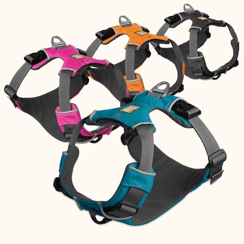 Front range multifunctional dog harness from ruffwear