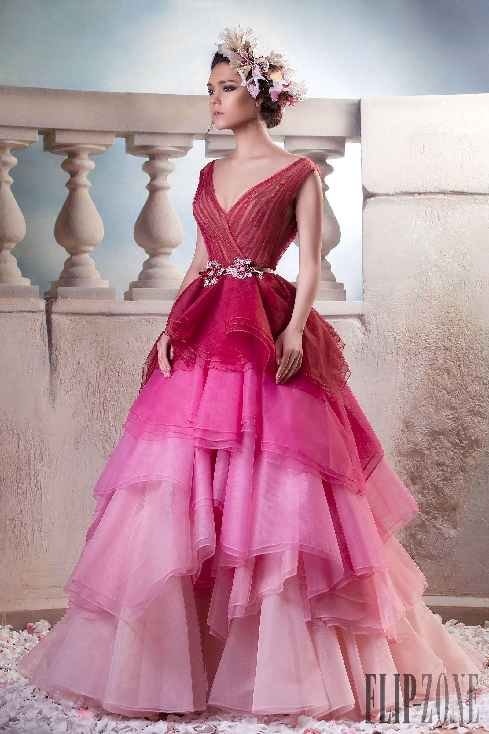 Hanna Touma Primavera-Estate 2015 - Alta moda
