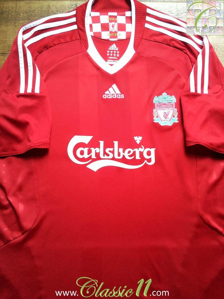 e19d07b67 Liverpool Fc Classic Shirts