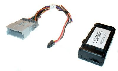 Low Cost Radio Replacement Interface For Select Gm Class Ii