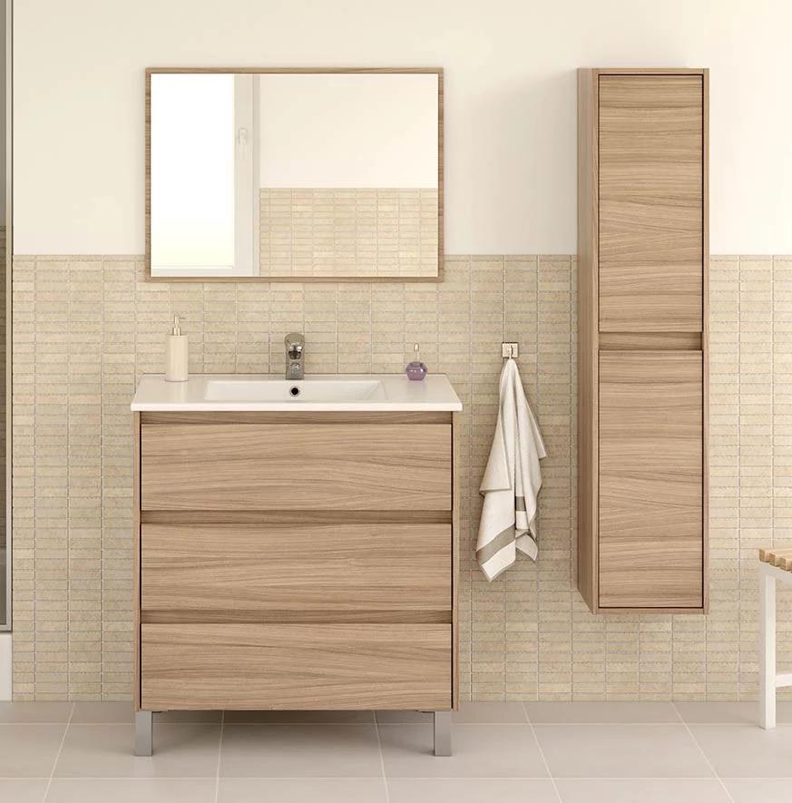 Baños Pequeños Modernos Y Funcionales Muebles Blog Miroytengo En 2020 Muebles Para Baños Modernos Muebles De Baño Muebles Baño Moderno