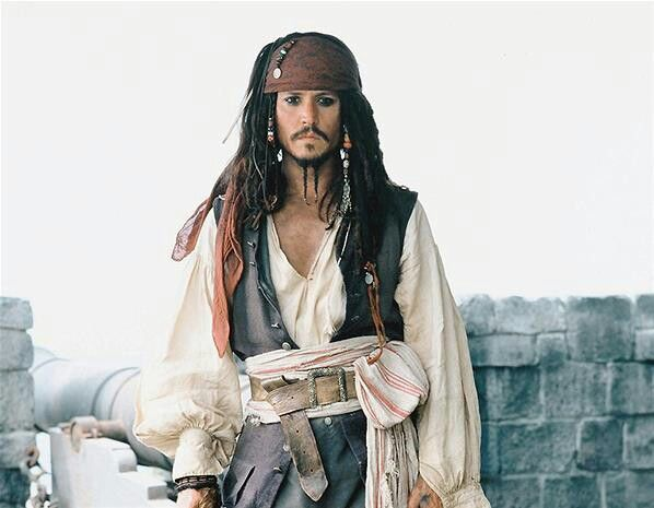 Love me some Jack Sparrow!