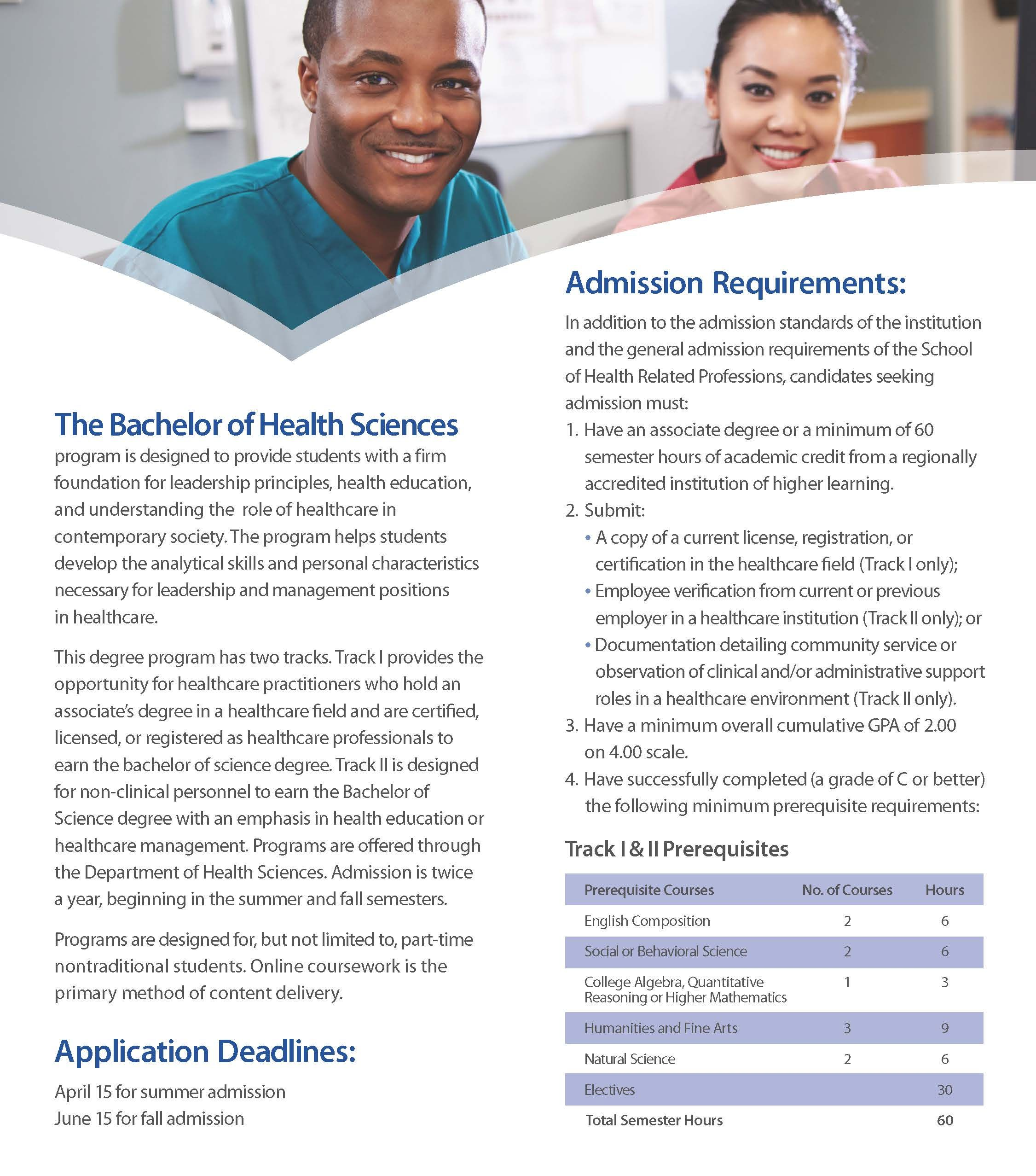 34+ Bachelors in health science jobs inspirations