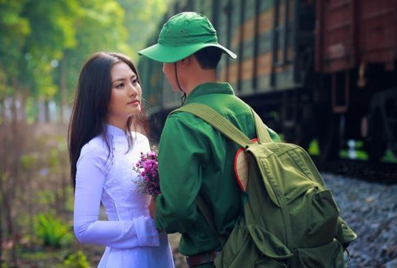 stt về tình yêu người lính 2