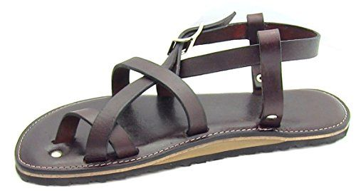 Sandals style E - Womens Leather Sandals