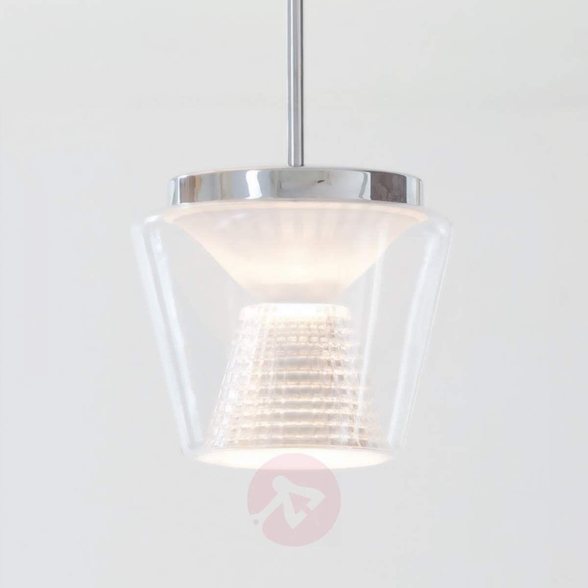 Lampa Wisząca Led Annex Szkło Kryształowe Lampy Wiszące