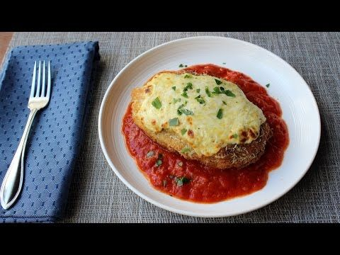 Food Wishes Video Recipes New Cheese Method Chicken Parmesan Use