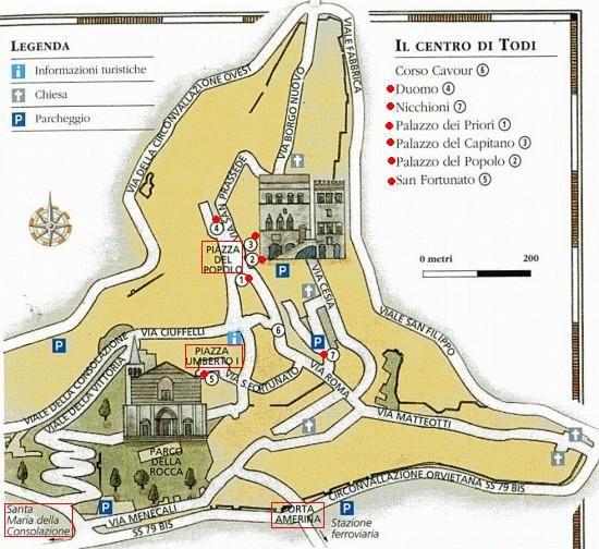 Todi map