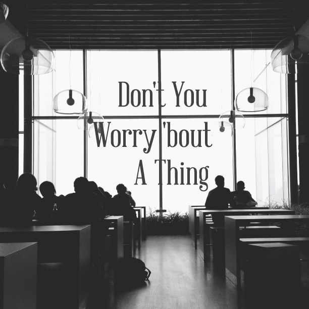 Stevie Wonder:Don't You Worry 'Bout A Thing Lyrics ...