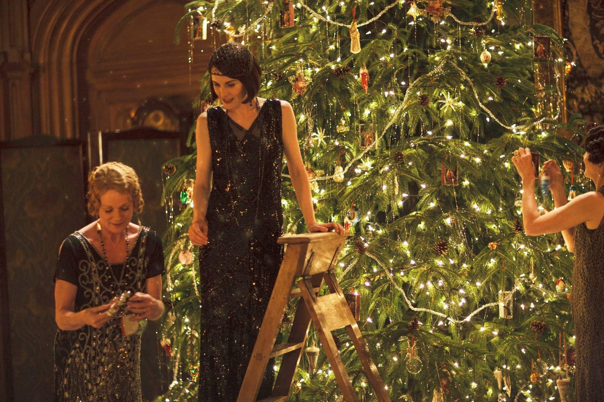 Christmas at Downton Abbey Season 6 | Downton Abbey | Pinterest ...