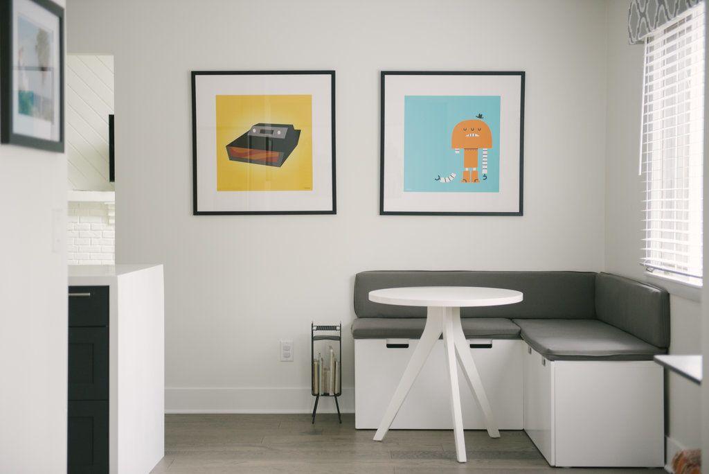 Modern Eckbank Küche Ikea