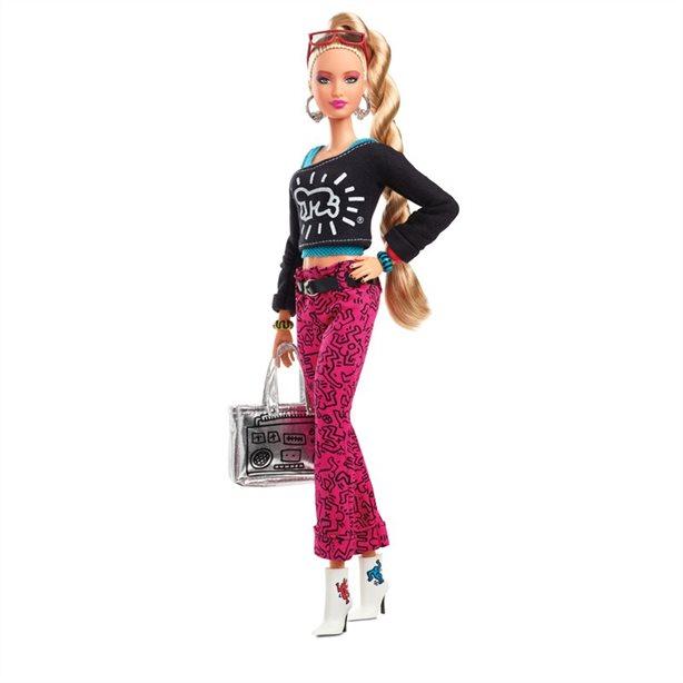 Keith Haring X Barbie Doll Keith Haring Barbie Shop Barbie
