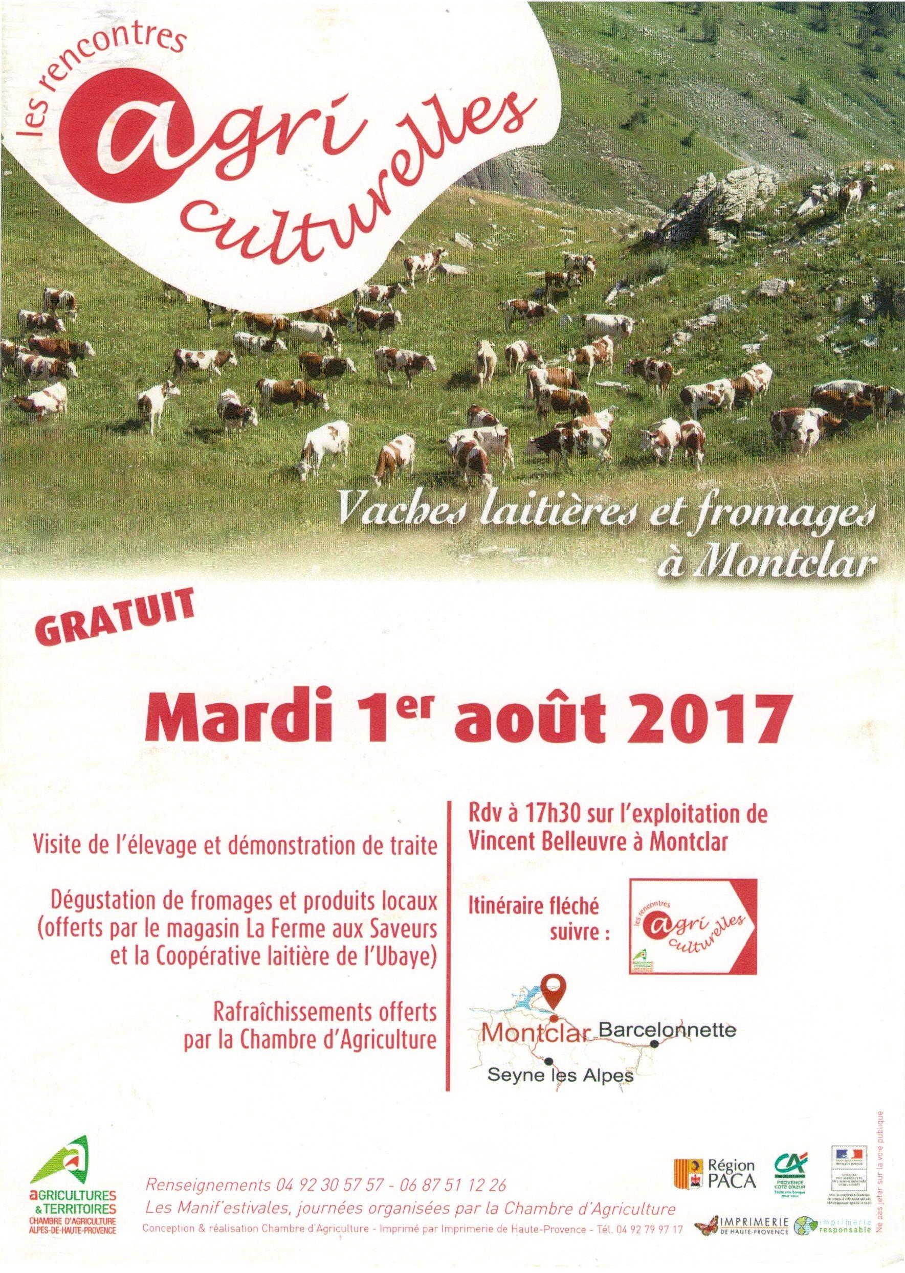 """les rencontres """"agriculturelles : tourisme participatif au coeur de"""