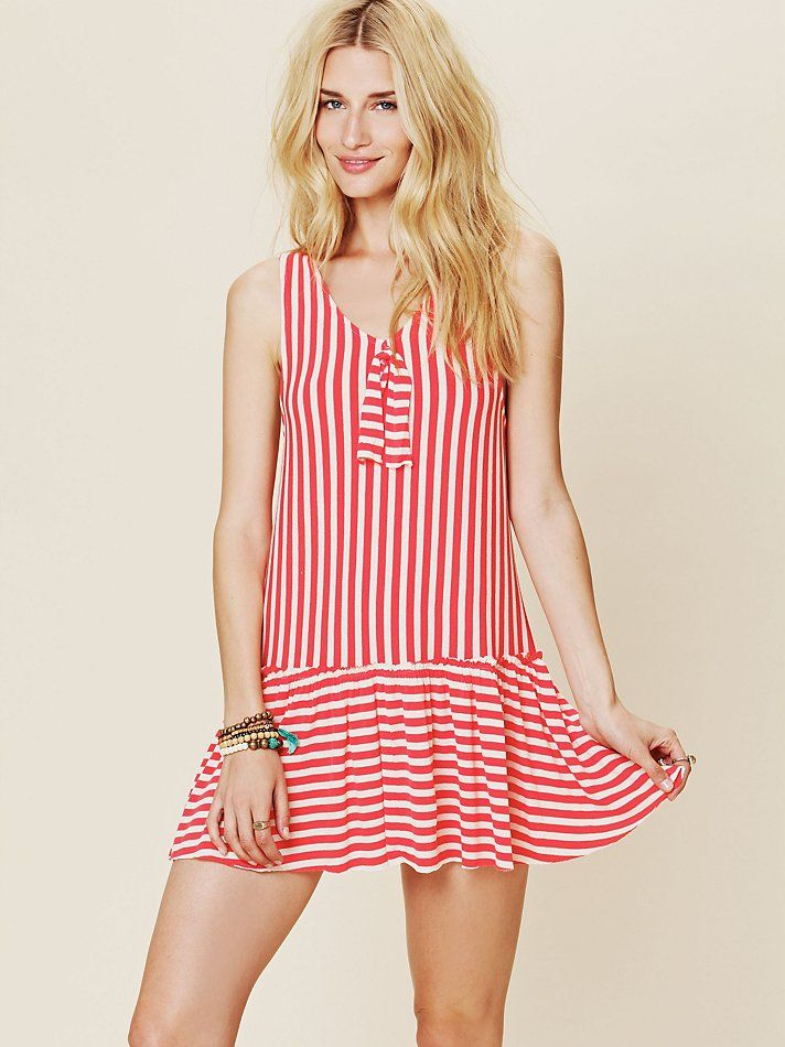 Free People FP Beach Gatsby Tennis Dress, $39.95 | clothing + style ...