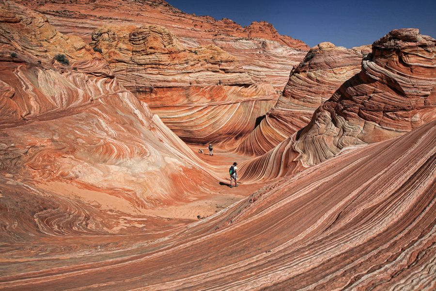 Grand StaircaseEscalante National Monument, USA