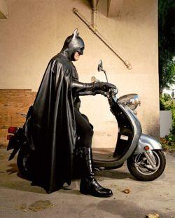 bat scooter