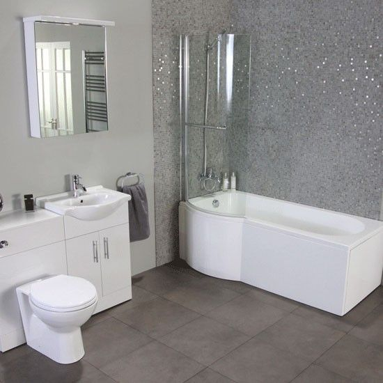 Etonnant This Windsor™ Left Hand Shower Bath Suite Is A Great Value Package.  Featuring An Elegantly Designed Space Saving Shower Bath With Inclusive  Shower Screen ...