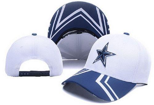 huge selection of a77bc 399c1 NFL Mens Dallas Cowboys Flatbrim Cap