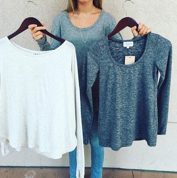 So many amazing options of long sleeves with thumbholes coming Fall 16