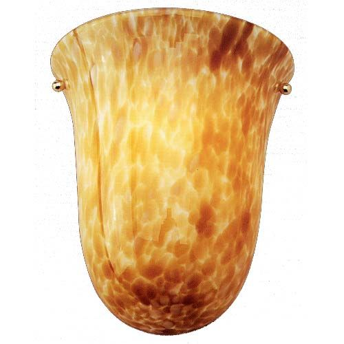 French Duplex Frit Glass Sconce Access Lighting Flush To Wall Wall Sconces Wall Lighting