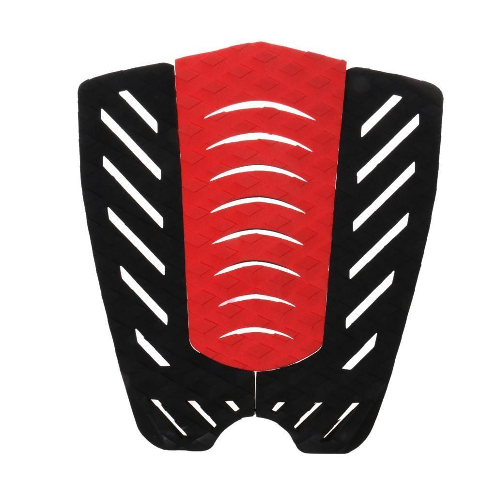 14.05 AUD 3Piece Traction Surfboard Tail Pad Deck Grip