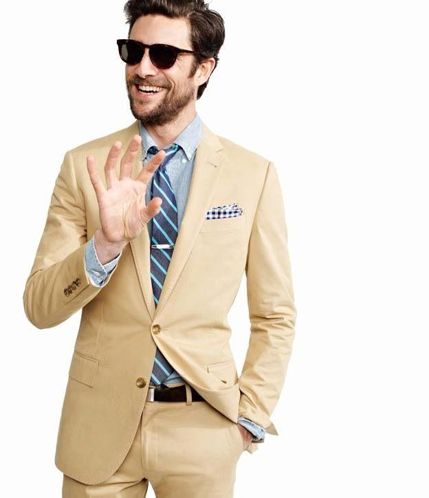 Creamy suit   Men with style   Pinterest