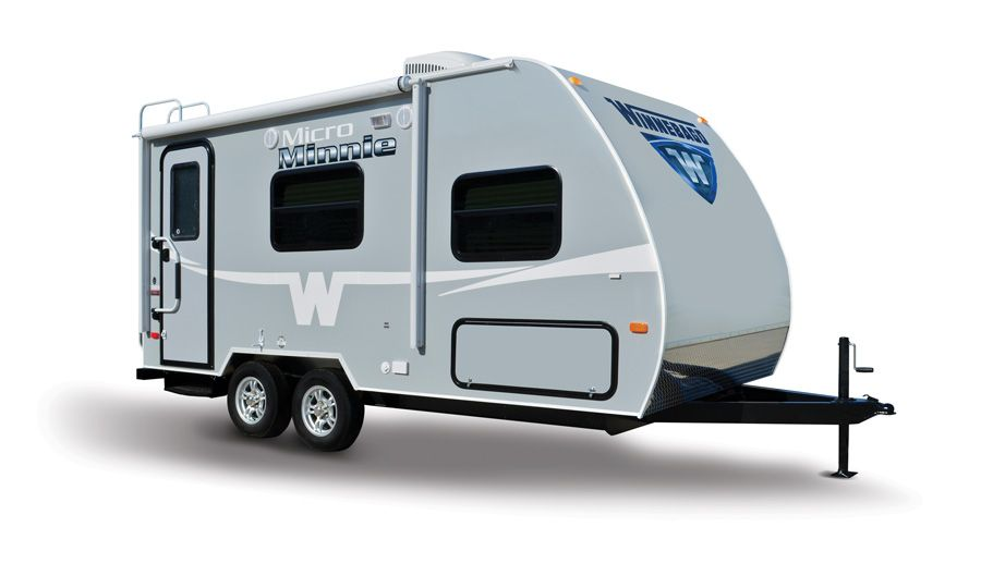 Micro Minnie Exterior Features Winnebago Rvs With Images