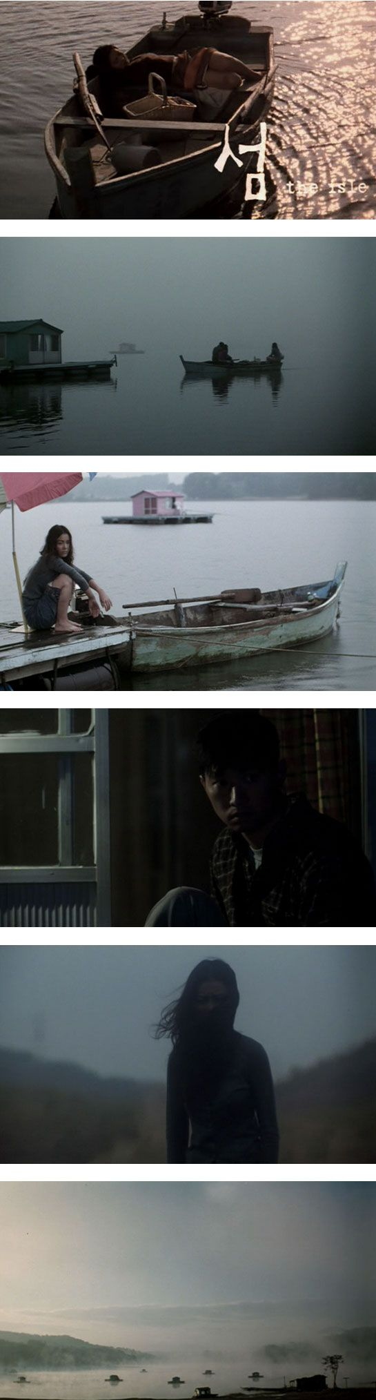 The Isle. 2000, Hwang Seo-sik, I, Kim Ki-duk.